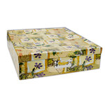 "Pioneer - 12"" x 12"" Scrapbooking Storage Box - Paris Postale"