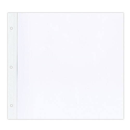 Pioneer 12 x 12 Top Loading Refills - White