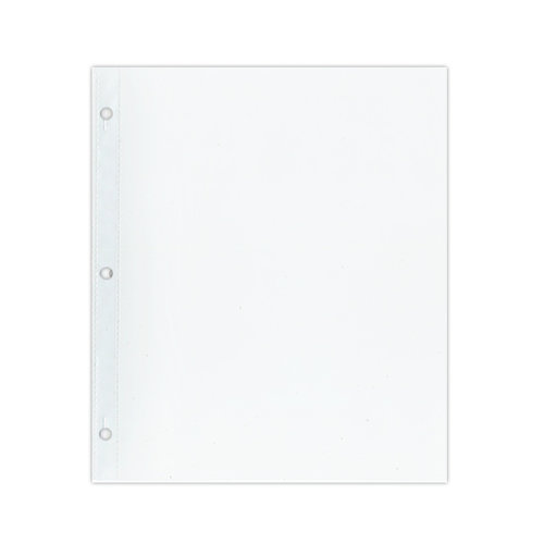 Pioneer - 8.5 x 11 Top Loading Refills - White