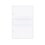 Pioneer - Pocket Photo Albums Refill Pages - Holds Two 4 x 6 Inch Photos Per Page - 10 Pack