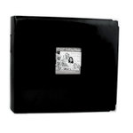 Pioneer - D-Ring Binder - 12 x 12 Sewn Frame Scrapbook - Black