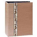 Pioneer - Tone Fabric Sewn Album - Hold 208 4x6 Inch Photos - Tan - 2 Up Album