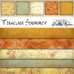 E-Paper Kit - Tuscan Summer 2