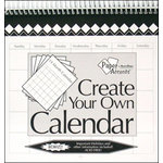 Paper Accents - Create Your Own Calendar - 8 x 8 - 14 Month