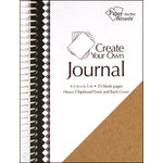 Paper Accents - Create Your Own Journal - 4.5 x 6.5 - Blank