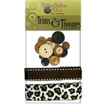 Buttons Galore - Trims and Treasures - Animal Instinct