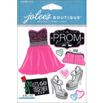EK Success - Jolee's Boutique - 3 Dimensional Stickers - Prom