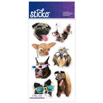 EK Success - Sticko - Stickers - Funny Dogs
