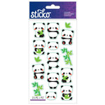 EK Success - Sticko - Stickers - Rolly Polly Panda