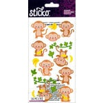 EK Success - Sticko - Stickers - Dancing Monkeys