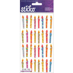 EK Success - Sticko - Stickers - Repeat Birthday Candle