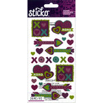 EK Success - Sticko - Stickers - XOXOXO
