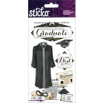 EK Success - Sticko - Stickers - Congratulations Grad