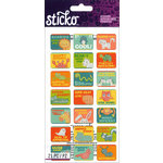 EK Success - Sticko - Stickers - Silly Animal Phrases