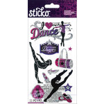 EK Success - Sticko - Stickers - Dance