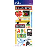 EK Success - Sticko - Stickers - Icons and Words - Large - School
