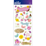 EK Success - Sticko - Stickers - Icons and Words - Large - Mom