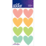 EK Success - Sticko - Stickers - Labels - Color Heart