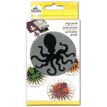 EK Success - Paper Shapers - Slim Profile - Large Punch - Octopus