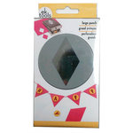 EK Success - Paper Shapers - Slim Profile - Large Punch - Rhombus