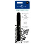 Faber-Castell - Stampers Big Brush Pen - Black