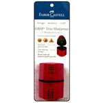 Faber-Castell - Mix and Match Collection - Blackberry Grip Trio Sharpener