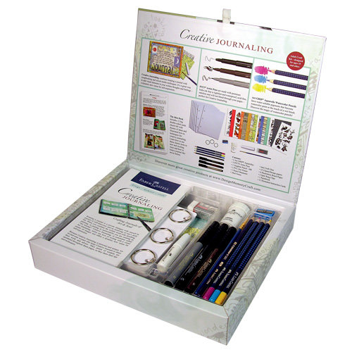 Faber-Castell - Mix and Match Collection - Creative Journaling Kit