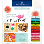 Faber-Castell - Mix and Match Collection - Kit - Designing With Gelatos