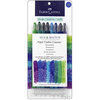 Faber-Castell - Mix and Match Collection - Paper Crafter Crayons - Blue and Green - 8 Piece Set