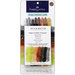 Faber-Castell - Mix and Match Collection - Paper Crafter Crayons - Neutral - 8 Piece Set