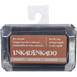 Inkadinkado - Dye Ink Pad - Brown