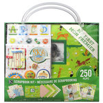 K and Company - 8 x 8 Scrapbook Kit - My First