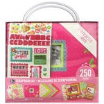 K and Company - 8 x 8 Scrapbook Kit - Friends