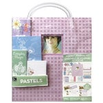 K and Company - 8.5 x 11 Pocket Journal Kit - Pastel