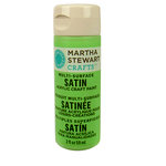 Martha Stewart Crafts - Paint - Satin Finish - Mint - 2 Ounces