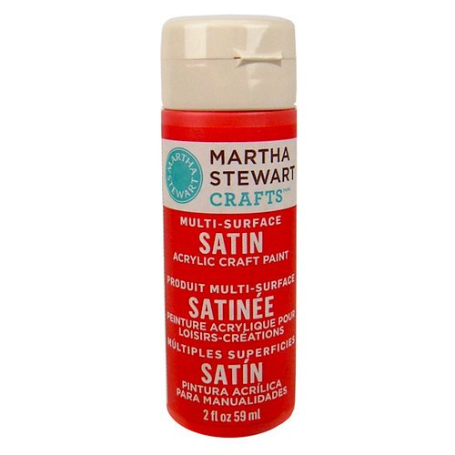 Martha Stewart Crafts - Paint - Satin Finish - Love Bird - 2 Ounces
