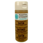 Martha Stewart Crafts - Paint - Satin Finish - Acorn - 2 Ounces