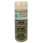 Martha Stewart Crafts - Paint - Satin Finish - Wet Cement - 2 Ounces