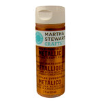 Martha Stewart Crafts - Paint - Metallic Finish - Copper - 2 Ounces