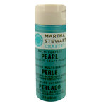 Martha Stewart Crafts - Paint - Pearl Finish - Aquarium - 2 Ounces