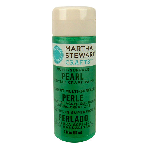 Martha Stewart Crafts - Paint - Pearl Finish - Hummingbird - 2 Ounces