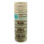 Martha Stewart Crafts - Paint - Pearl Finish - Mother of Pearl - 2 Ounces