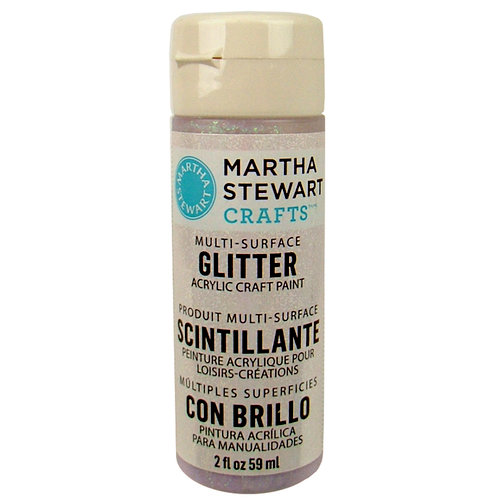 Martha Stewart Crafts - Paint - Glitter Finish - Sugar Cube - 2 Ounces