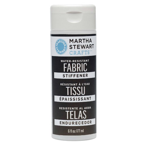 Martha Stewart Crafts - Fabric Stiffener - 6 Ounces