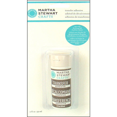 Martha Stewart Crafts - Transfer Adhesive - 2 Ounces