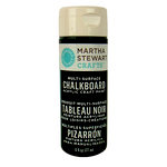 Martha Stewart Crafts - Paint - Chalkboard Finish - Black - 6 Ounces