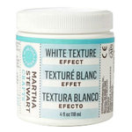 Martha Stewart Crafts - Texture Effect - White - 4 Ounces