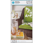 Martha Stewart Crafts - Stencil - Large - Ferns and Boughs