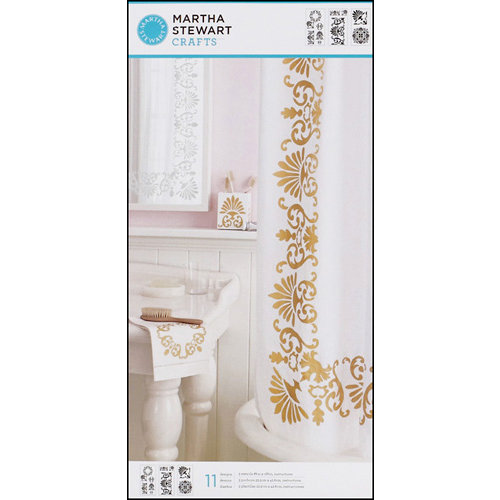 Martha Stewart Crafts - Stencil - Large - Tapestry
