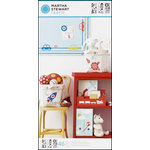 Martha Stewart Crafts - Stencil - Large - Playroom